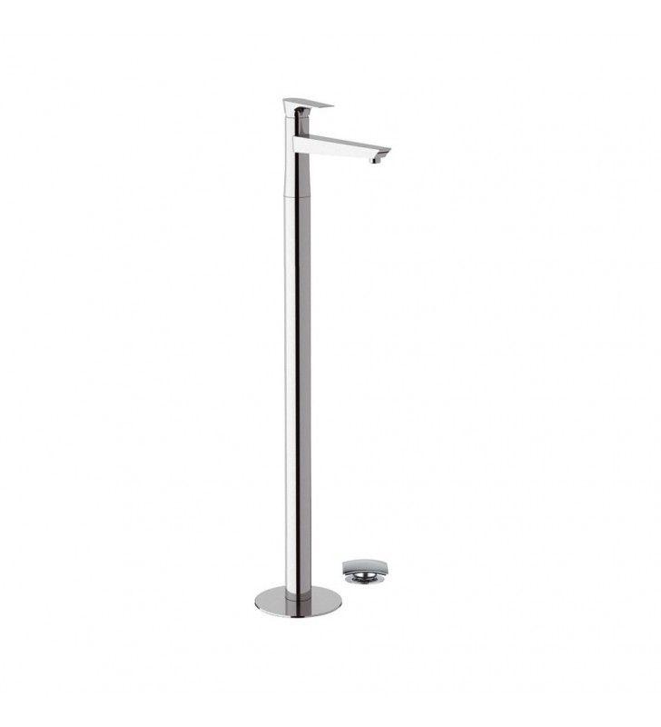Daniel rubinetterie serie diva monocomando diva lavabo da pavimento Daniel Rubinetterie DV688CR