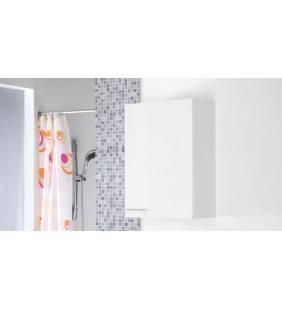 Pensile bagno 50cm bianco laccato Feridras 527020