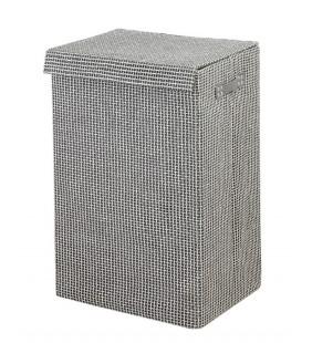 Portabiancheria 40x30x60cm grigio