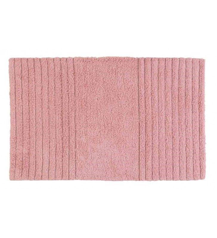 Tappeto cotone line 60x100 cm rosa Feridras 885010