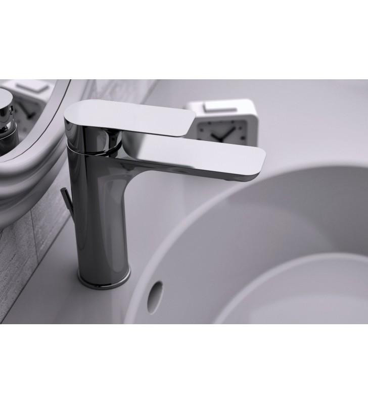 Rubinetto miscelatore per lavabo infinity Remer I1X