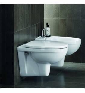 Vaso wc con sedile e bidet sospesi pozzi ginori serie selnova 3 Pozzi Ginori setwcbidetselnova3sospeso