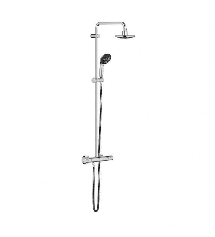 colonna doccia Grohe, serie Vitalio Start System 160 con miscelatore termostatico