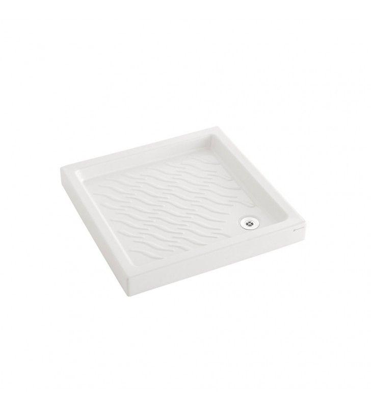 piatto doccia Naviglio quadrato cm 80 x 80