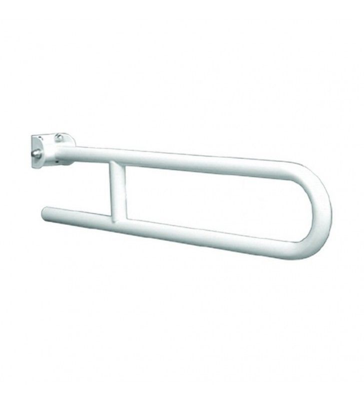Maniglione barra ribaltabile cm 80 con frizione per bloccaggio verticale Goman ZB05/01