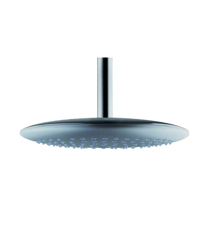 Soffione ovale in abs a 1 funzione Idrobric BLISOF0003CR