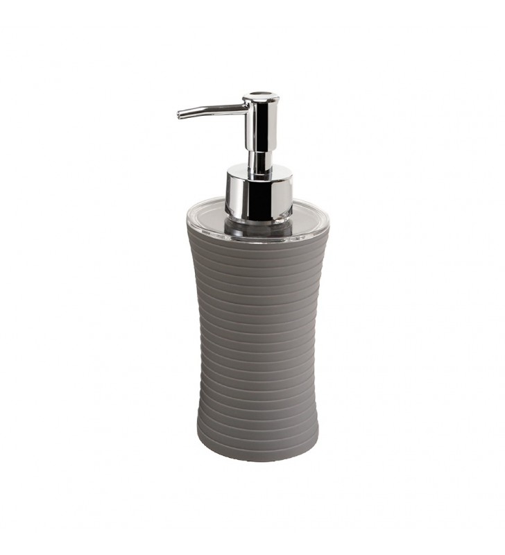 Dispenser sapone grigio - serie bowling Aquasanit QB3120GR
