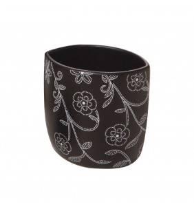Bicchiere ceramica - serie fiore Aquasanit QB8100NE