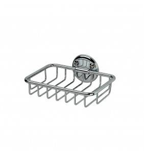 Porta sapone cromato - serie varese Aquasanit A85490CR004
