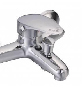 Pomello deviatore per miscelatore vasca serie punto Idrobric SCARUB0111CRpomric
