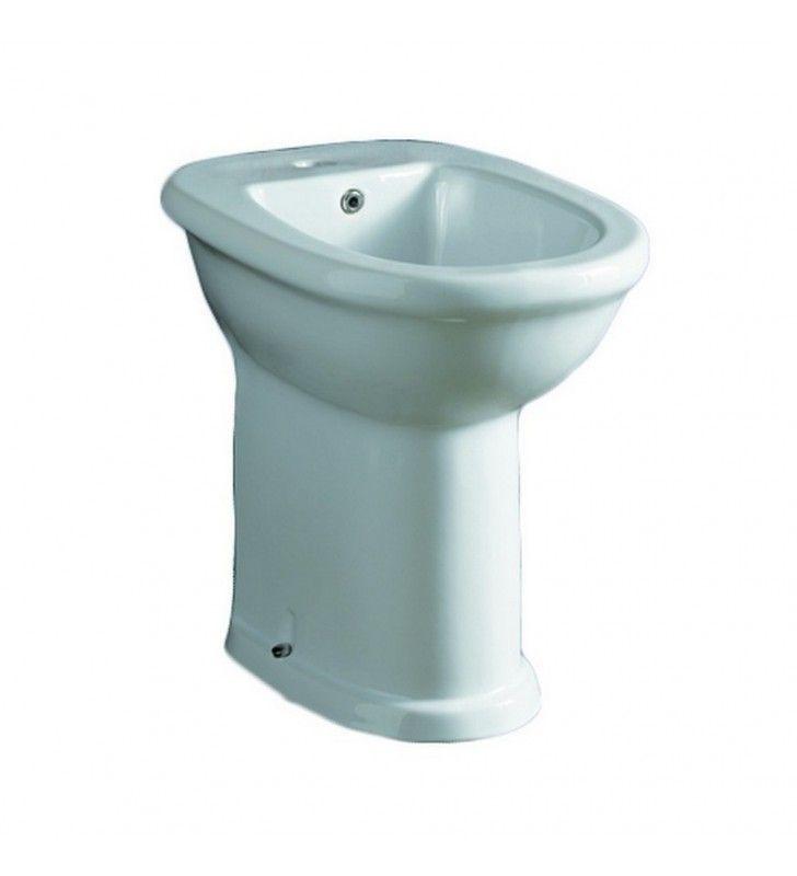 Bidet alto in ceramica serie alto3 - Sanitari bagno tradizionali ...
