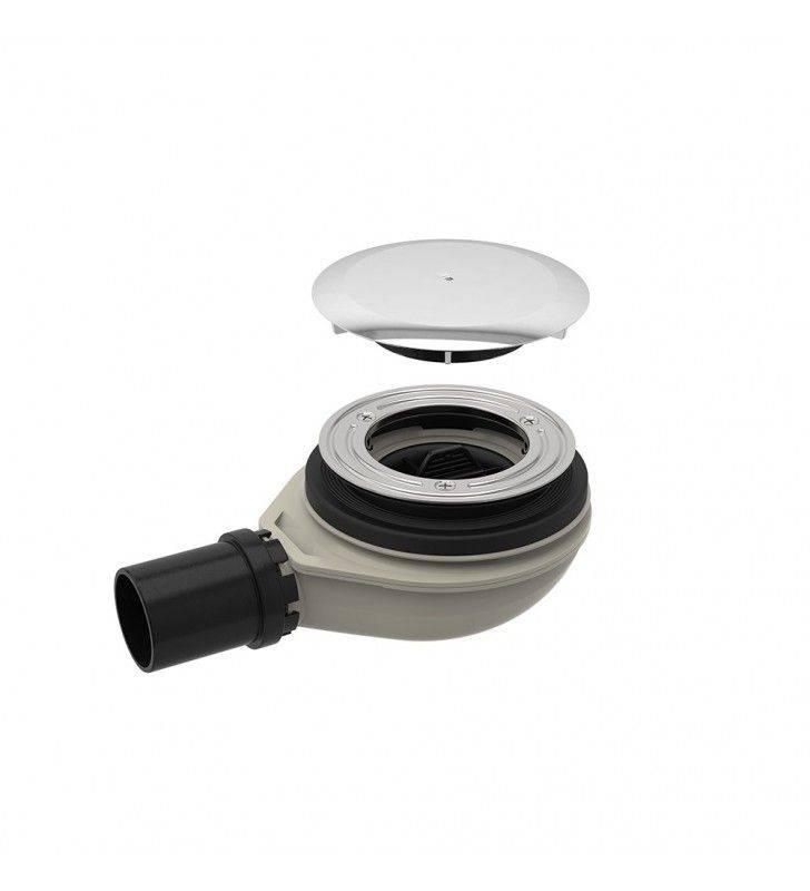Sifone geberit per piatto doccia con piletta 90 mm - Pilette per doccia ...