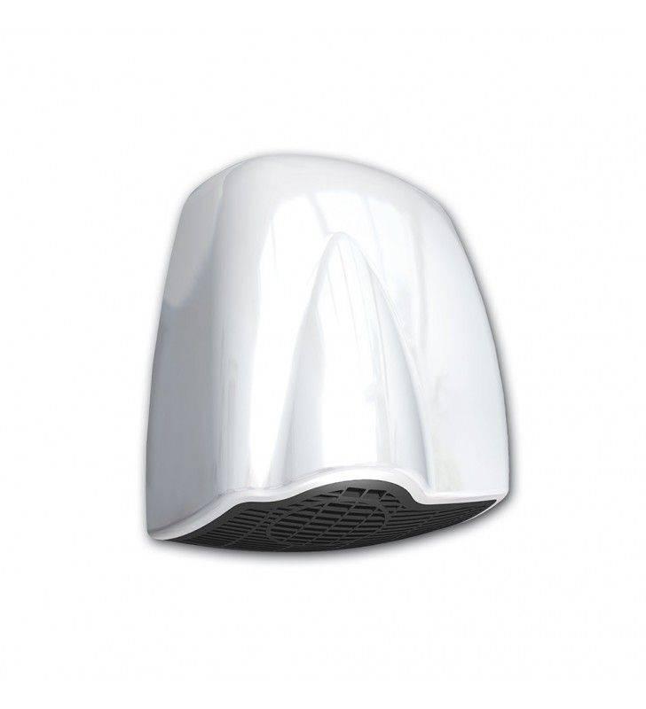 Asciugamano elettrico con fotocellula bianco da 1850 watt Goman D0UBF/01