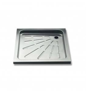 Piatto doccia inox 90x90 Goman DX302S/99