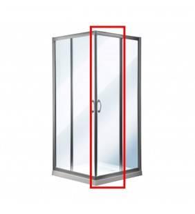 Anta scorrevole di ricambio per box doccia scacer0099cr Idrobric SCACER0099CR-ric