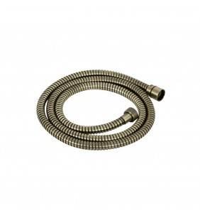 Flessibile acciaio, serie distri vecchio ottone, lunghezza 150 cm Idrobric H0244150