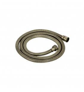 Flessibile acciaio, serie distri vecchio ottone, lunghezza 200 cm