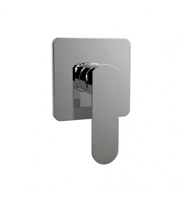 Miscelatore incasso doccia serie eden, finitura cromata Idrobric SCARUB0909CR