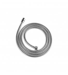 Flessibile doccia in acciaio con doppia aggraffatura da 200 cm Idrobric H0232B200