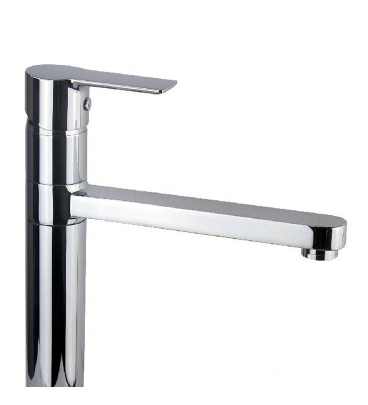 Rubinetto lavabo dream a fontana per lavabi Idrobric SCARUB0328CR