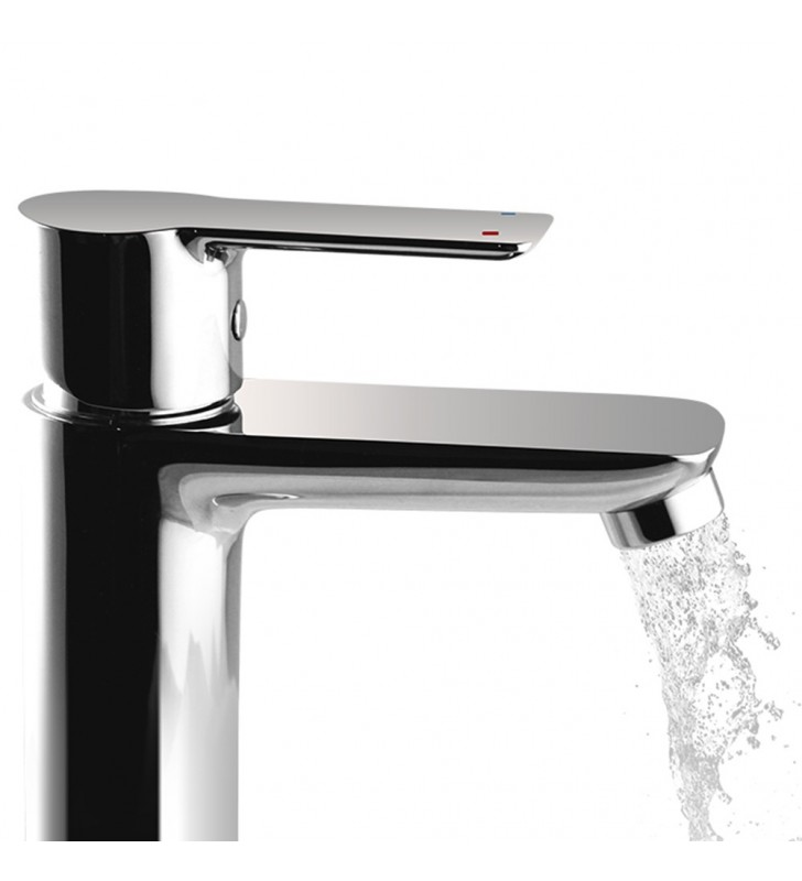 Glamor miscelatore per lavabo idro bric Idrobric SCARUB0329CR