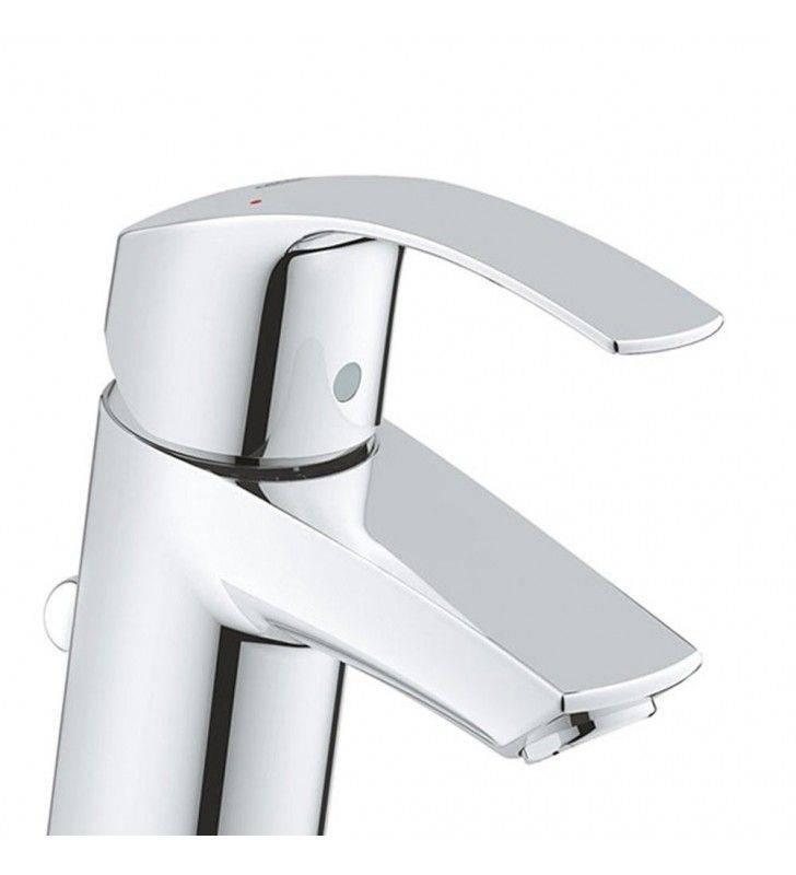 Rubinetto grohe serie eurosmart new, per lavabo cromato Grohe SCARUB0741CR