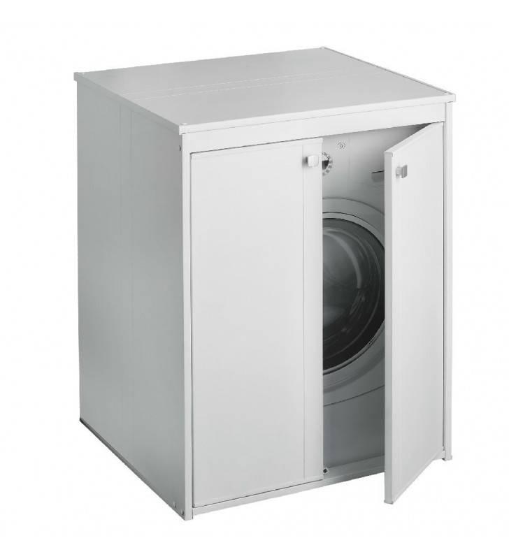 Nascondi lavatrice 70x94x60 in resina per esterni o interni. made in italy Idroclic 50IC12P