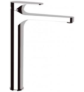 Remer monocomando per lavabo extra alto senza scarico class line Remer L11LXL