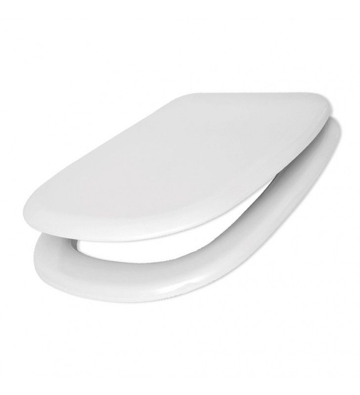 Sedile con cerniere inox regolabili compatibile con serie tesi e altri modelli Dinoplast SCACER0487SE