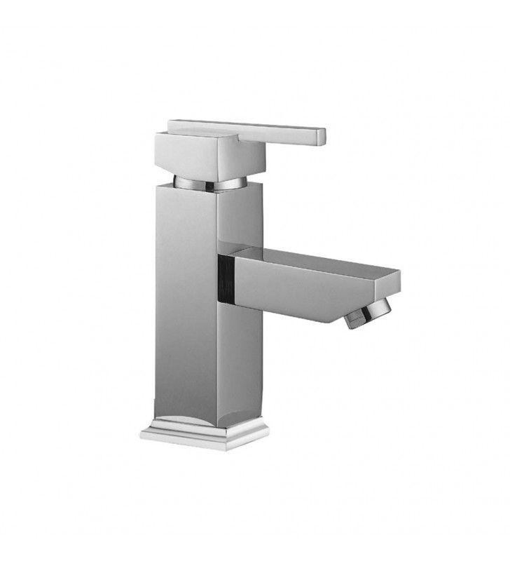 Rubinetto serie Laser per lavabo cromato Idrobric J46337