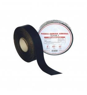Fascia gomma adesiva mt 10 x 50 mm Idrobric Q0319