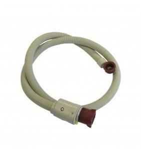Tubo acquastop con sicurezza antiallagamento carico lavatrice Idrobric SACTLA001XTU