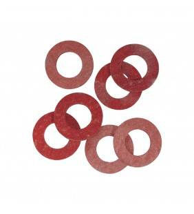 Guarnizioni in fibra 10 pz Idrobric P0443X10