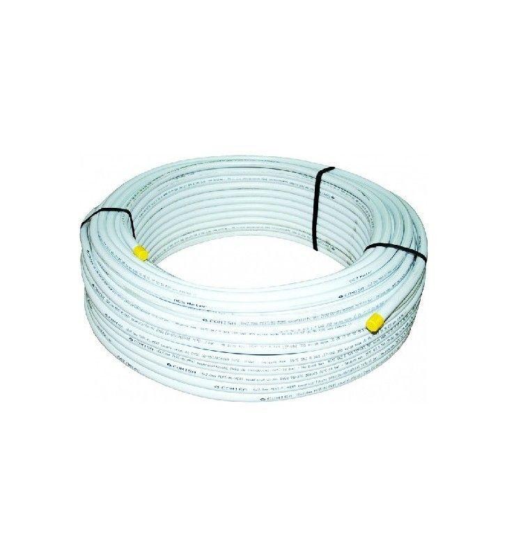 Rotolo mt 10 tubo multistrato diam.20 nudo Idrobric SFURMT002510