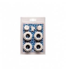 Kit per installazione radiatori in alluminio 1x3/8 Idrobric R0660 A