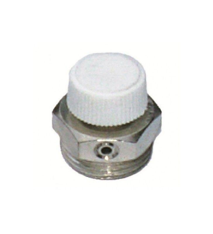 Rubinetto sfiato per radiatori da 1/4 Idrobric K0865 A