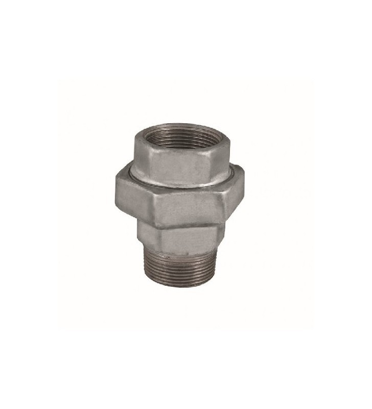 Bocchettone ghisa conico 1 mf Idrobric SFURGH000201