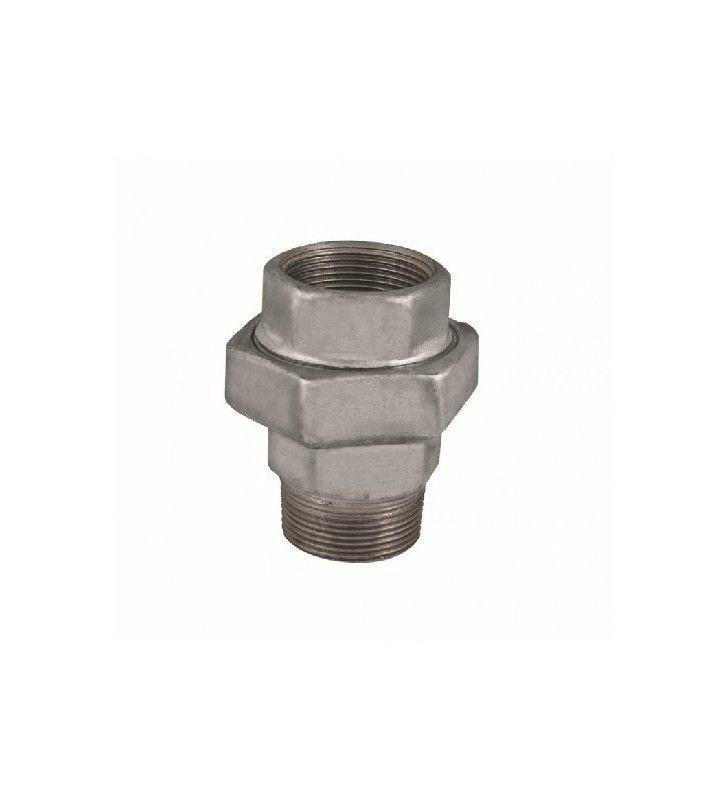 Bocchettone ghisa conico 3/8 mf idrobric Idrobric SFURGH000238