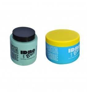Scatola pasta verde per la sigillatura Idrobric Q0310XX