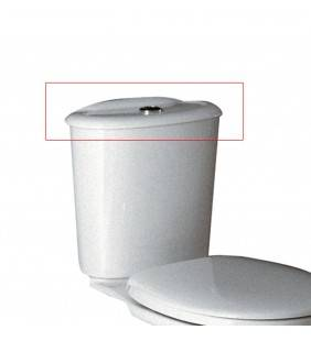 Coperchio di ricambio per cassetta monoblocco serie Fiore Rak Ceramics riccopSCACAS0014CA