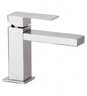 Skyline ambient rubinetto lavabo con illuminazione sul retro Daniel Rubinetterie SKA606CR