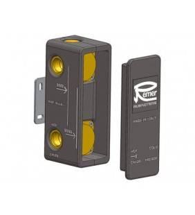 Box incasso per monocomando doccia a 3 vie Remer RRBOX93