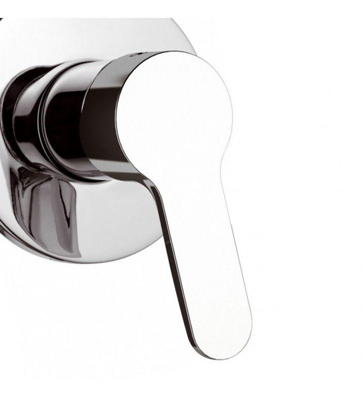Rubinetto monocomando da incasso per doccia - serie winner Remer W30
