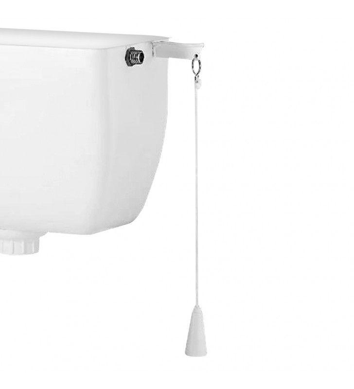 Cassetta wc alta completa senza coperchio superiore Kariba M0558