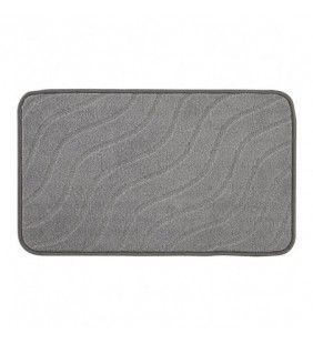 Tappeto grigio 50x80 cm - serie opera Feridras 105007