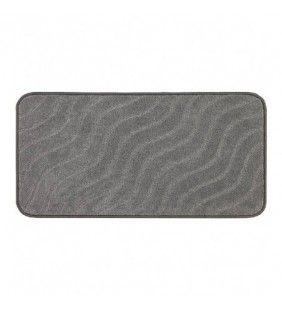 Tappeto grigio 60x100 cm, serie opera Feridras 105008