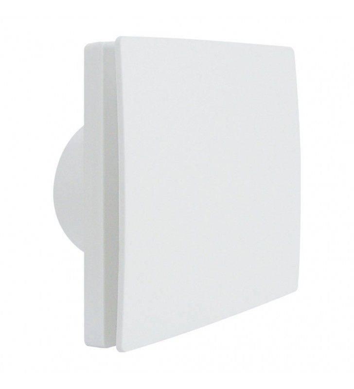 Aspiratore da parete con apertura e chiusura automatica e timer regolabile da 5 a 30 minuti Idrobric VALASP0095AS