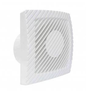 Aspiratore da parete assia. ã˜120 ap/chius auto e sens. umidita' - 15 watt Idrobric VALASP0093AS