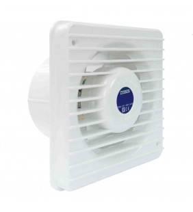 Aspiratore da parete assiale in termoplastico 120 - 15 watt Idrobric SFUASP0091AS