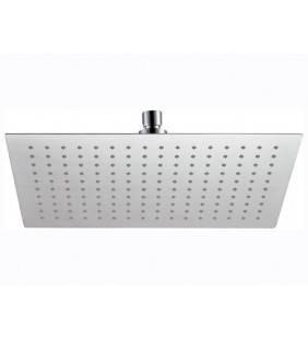 Soffione doccia ultra piatto 33x22 cm Remer 357UFRX
